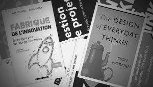 la bibliothèque de l'innovateur agile par innotelos | vitamines pour l'innovation (Grenoble / Isère et Lyon / Rhône - Auvergne Rhône Alpes AURA - France)