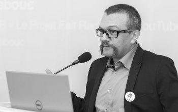 Didier Lebouc auteur du livre développer un produit innovant avec les méthodes agiles (Editions Eyrolles)