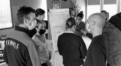 jeu serious game de gestion de projet agile - FCG Grenoble Rugby - innotelos | vitamines pour l'innovation