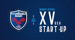 innotelos dans l'équipe du XV des startups du FCG Grenoble Rugby - innotelos | vitamines pour l'innovation et le rugby