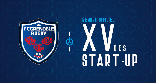 innotelos dans le XV des startups du FCG Grenoble Rugby - innotelos | vitamines pour l'innovation et le rugby (Grenoble)