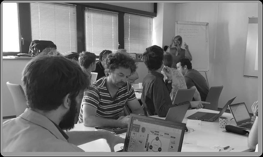 formation à Grenoble, Lyon et Genève de startups aux fondamentaux de l'industrialisation