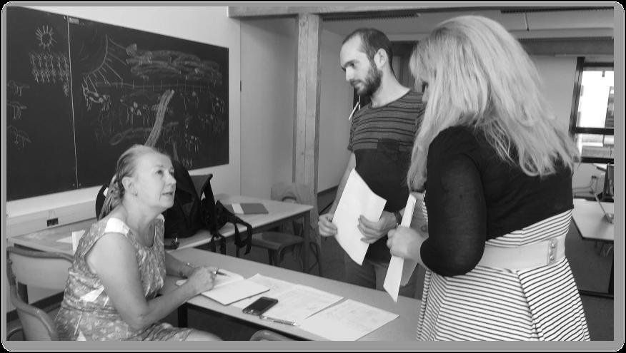 En juin 2018, pour l'Ecole Doctorale EEATS de l'Université de Grenoble, innotelos a animé une formation sur l'économie et le marketing des innovations et la conduite agile d'un projet de développement