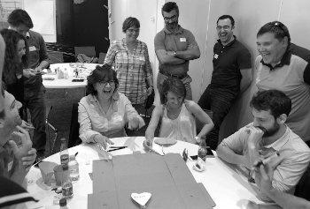 animation et organisation de séminaires et workshops d'entreprise et de groupes de travail - innotelos | vitamines pour l'innovation (Grenoble - Lyon - Genève - Auvergne Rhône Alpes)