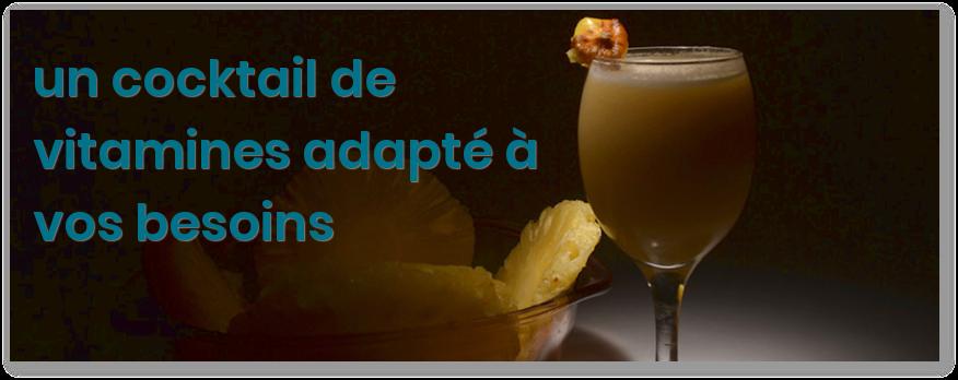 un cocktail de vitamines adapté à vos besoins (image eric_tm_r / Pixabay)
