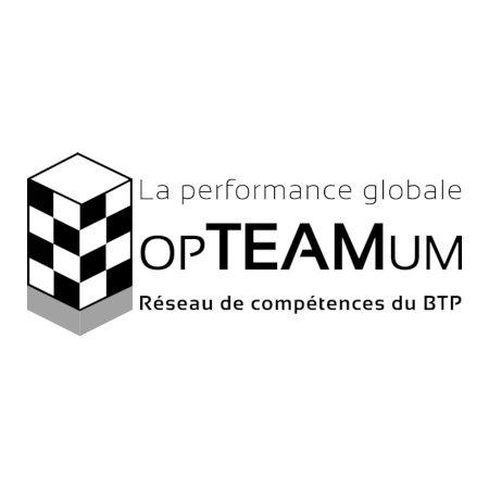 Opteamum - La performance globale - Réseau de compétences du BTP (Valence - Drôme - Auvergne-Rhone-Alpes)