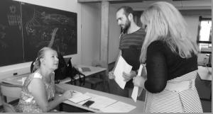 formation-action de doctorants (Grenoble - Lyon)
