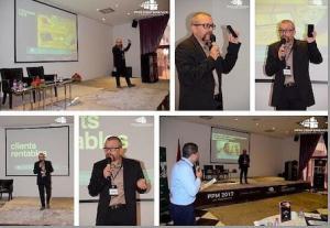 Didier Lebouc à la conférence PPM 2017 Marrakech : innover avec agilité