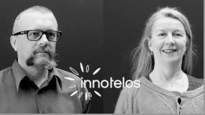 Anne Munchenbach et Didier Lebouc - innotelos | vitamines pour l'innovation (Grenoble - Lyon - Chambéry - Genève)