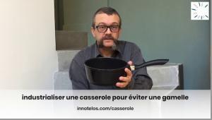 industrialiser une casserole pour éviter une gamelle - formation initiation à l'industrialisation de produits nouveaux (Grenoble - Lyon - Annecy - Genève)