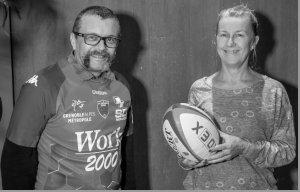 "interview ""au contact"" deinnotelos partenaire du rugby grenobloispar leFCG Grenoble Rugby"