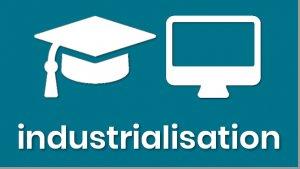 Formation 3 heures à distance sur l'industrialisation remboursée par FNE aux salariés en activité partielle