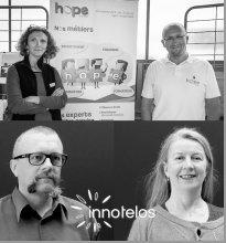 innotelos et Hope Conseil nouent un partenariat dans les jeux serious games
